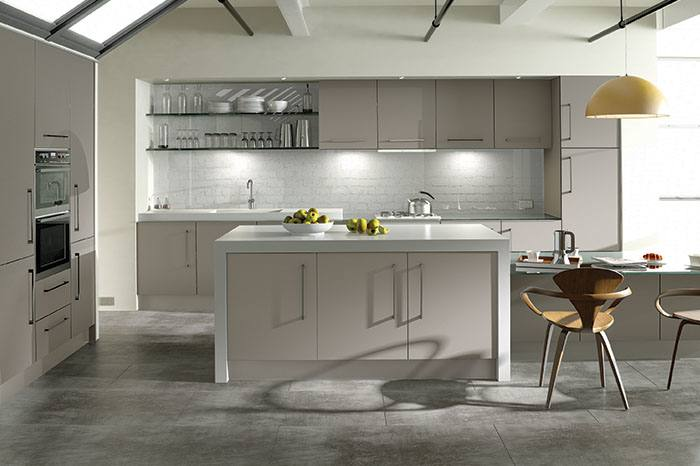 Gloss Designer Kitchen