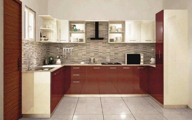 Full Size Of Kitchen Modular In India Price List Simple Design For