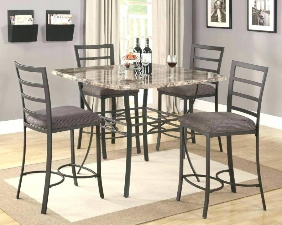 granite top round kitchen table