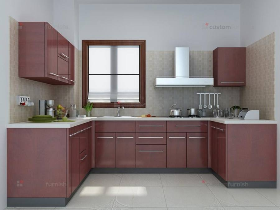 At WoodRose we are thoroughly experienced in designing kitchens keeping in mind various aspects like crude handling by a servant maid, oily deep fried