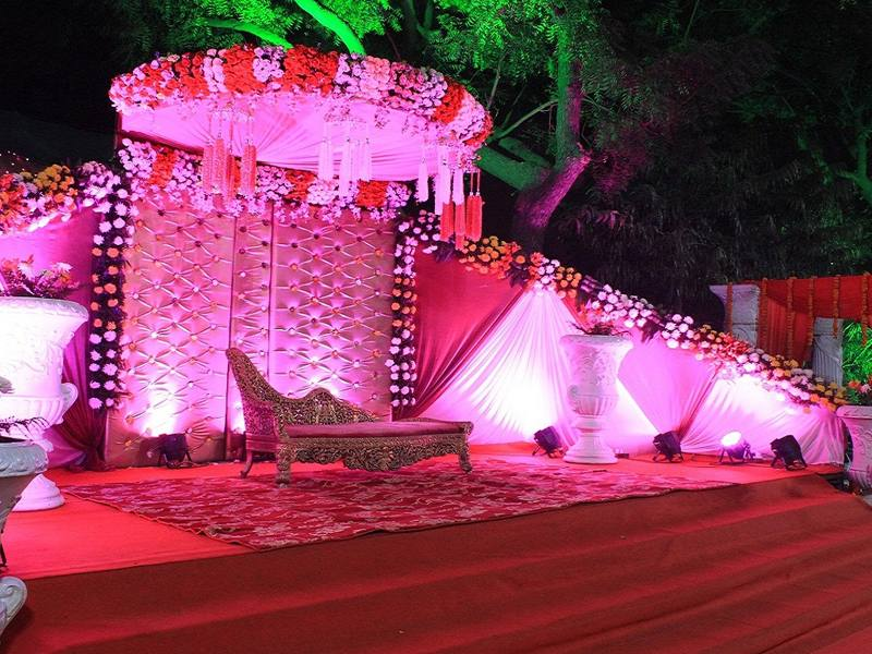 Unique Wedding Decoration For Reception With Outdoor Wedding Decoration Party