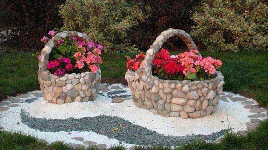 stone garden ideas choosing great remodeling ideas for home and garden modern backyard design ideas with