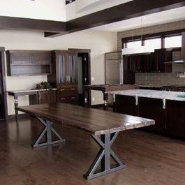 industrial kitchen table kitchen table legs