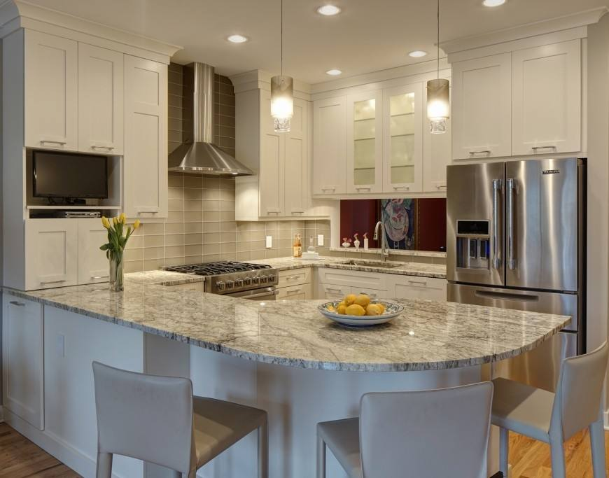 Kitchen islands with Granite Countertops Lovely Kitchen Design In Pakistan