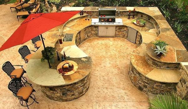home and garden kitchen