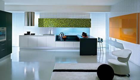 Kitchen Design Glass