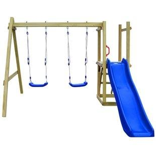 Visit for quality swings, slides