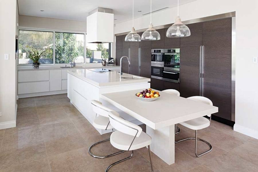 6 Great Modern Kitchen Design Ideas