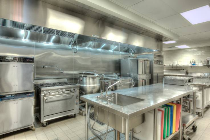 The first major task is to get the services of an expert restaurant kitchen designer