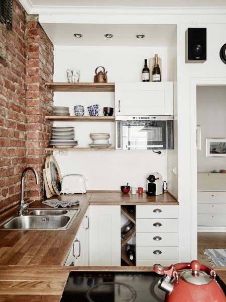 Small Apartment Kitchen Design Ideas With Fresh Kitchen Design Small Apartment Within Kitchen