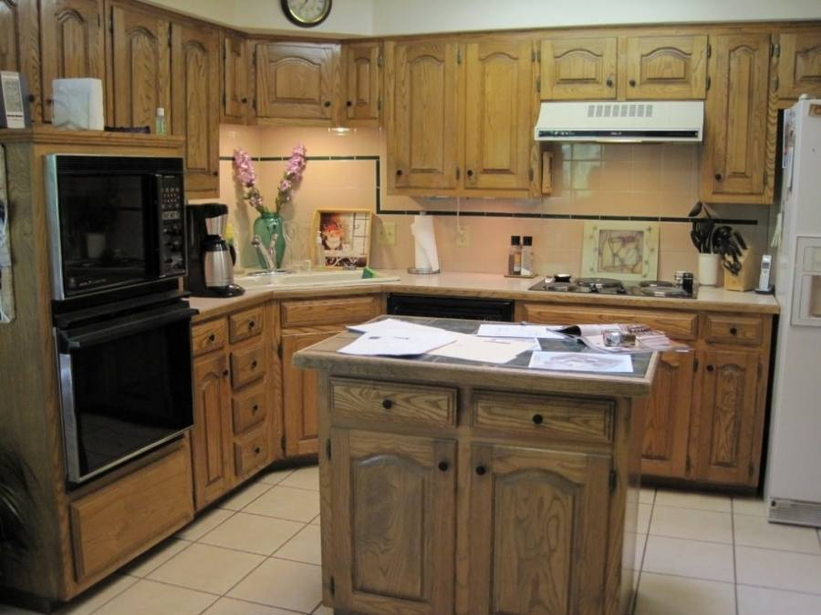 Wonderful Small Kitchen Model