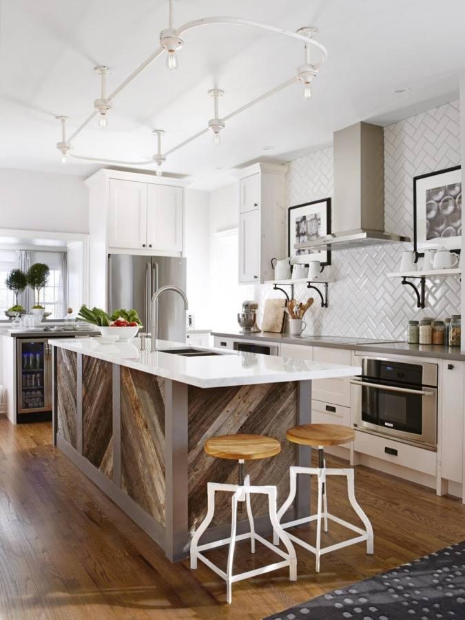 Stylish Kitchen Island Design Ideas Inside 60 And Designs