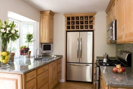 Check Out Small Kitchen Design Ideas