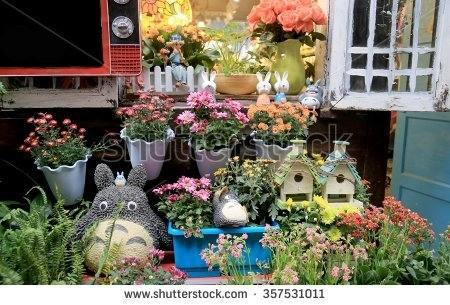 More 5 Fancy Easy Garden Decoration Ideas
