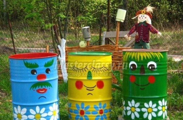 Related Image Of Garden Decoration Ideas Fountain From Waste Material