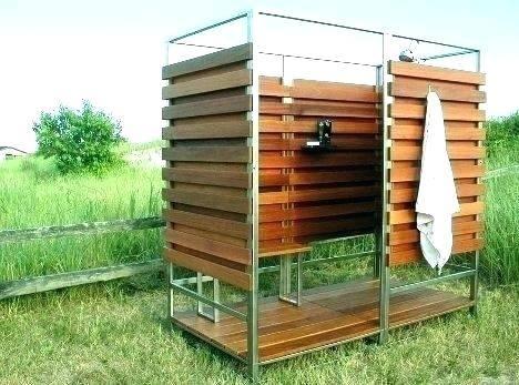 Superb Outdoor Shower