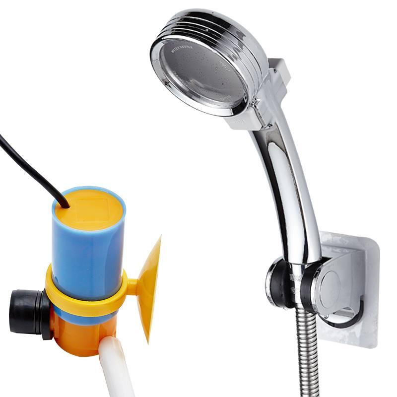 shower water heater head electric