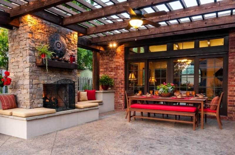 Outdoor living spaces are only getting more and more popular, and there are more than a few personal and practical benefits to improving yours