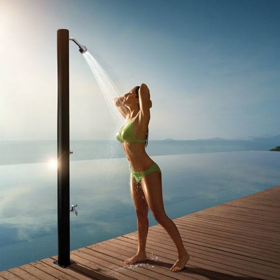 wall mount outdoor shower kits uk showers