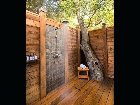 Full Size of How Appealing To Build An Outdoor Shower Showers Best Enclosure Ideas And Plans