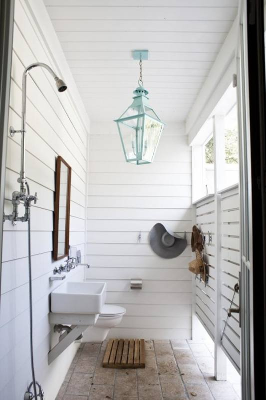 One of the highest number of clicks to our web site is surprisingly outdoor showers! Whether you live in a cold climate or tropical one, outdoor showers are