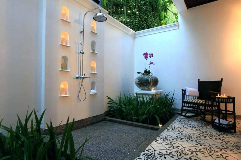 63 Outdoor Showers & Outdoor Bathtubs Exuding Supreme Tranquility and Serendipity homesthetics