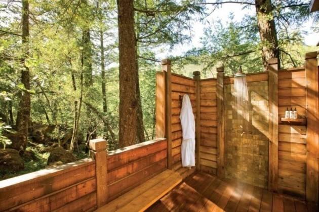 outside shower kits shower enclosures