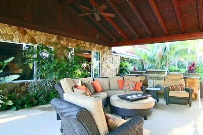 Outdoor living room garden | Garden design | Decorating ideas | housetohome