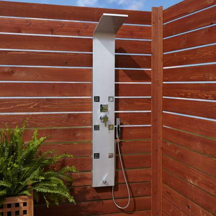 Simple Outdoor Shower Ideas Garden Showers Outdoor Best Outdoor Showers Ideas On Pool Shower Garden Shower And Outdoor Bathrooms Outdoor Garden Showers