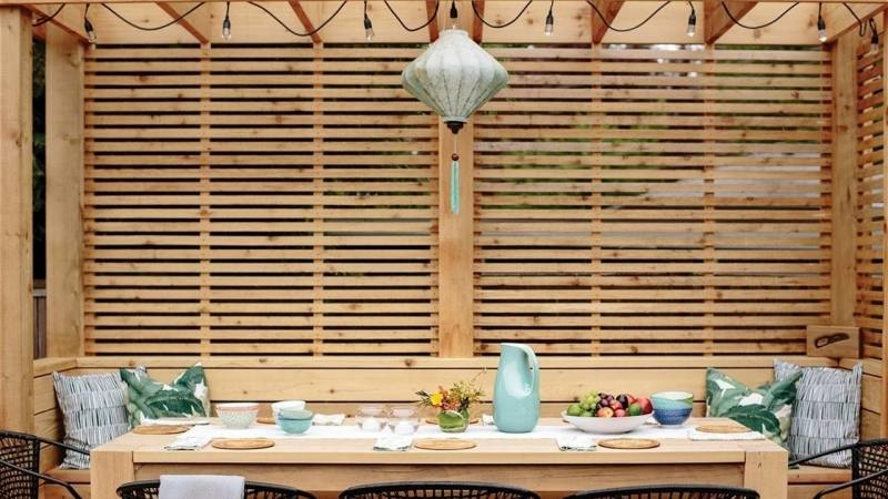 Fitch Construction and Design Studio also specializes in outdoor living solutions