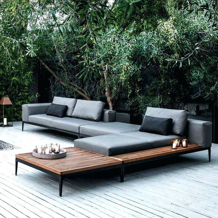 design and furniture in modern patio outdoor living ideas for small spaces
