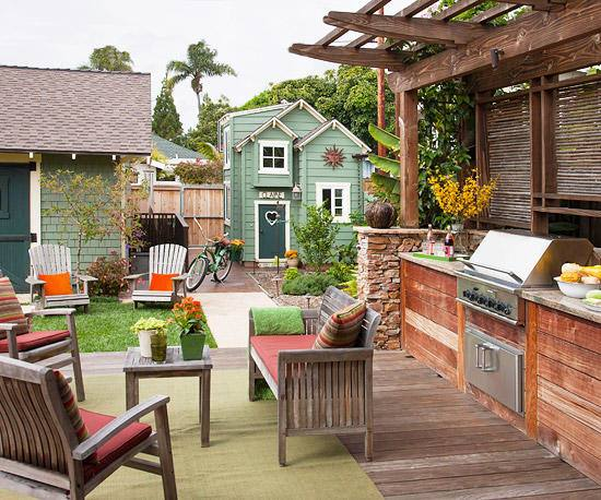 Southern Californians take great pride in their homes, but to a greater extent take pride in their outdoor living spaces