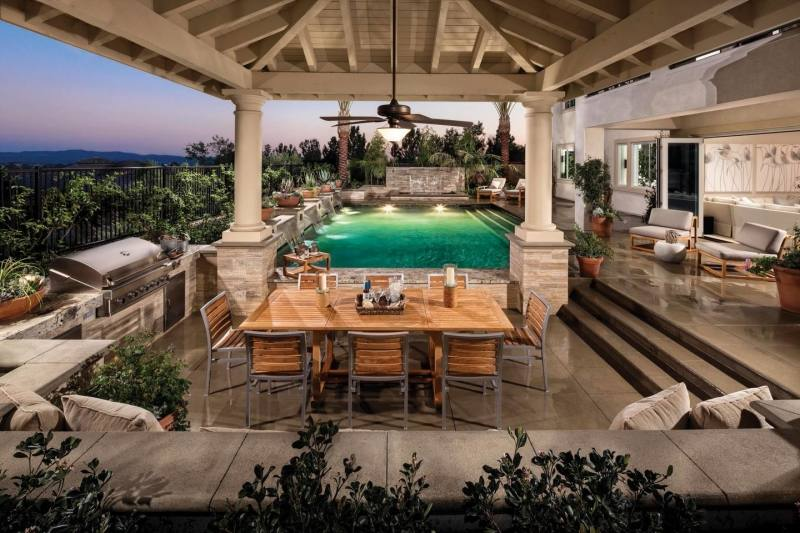 Now is the perfect time to contact Allied Outdoor Solutions to start planning your outside oasis