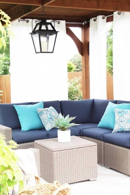 exterior design | modern terrace design |