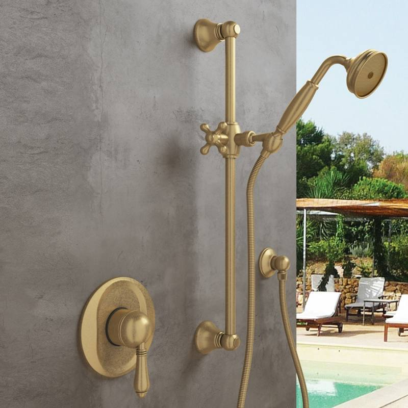 Faucet Levers from Sun Valley Bronze