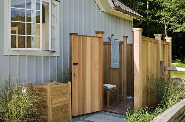 outside shower enclosures outdoor shower enclosure ideas design ideas for wooden and metal outdoor shower enclosure