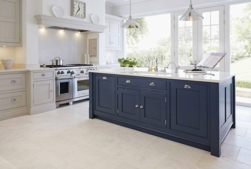 Painted Kitchen Cabinets, DIY and Kitchen Islands Ireland