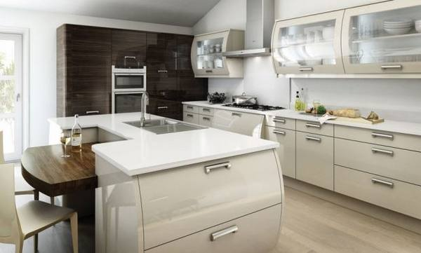 Ultra Modern Kitchen Cabinets