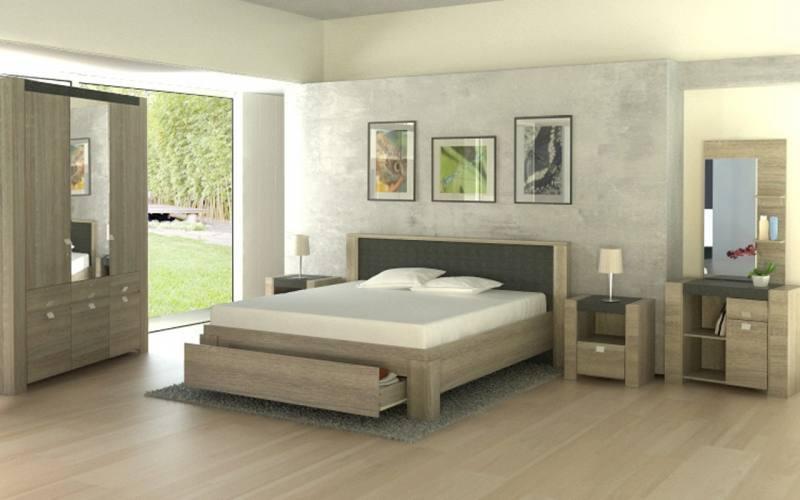Raoul bed set | informa