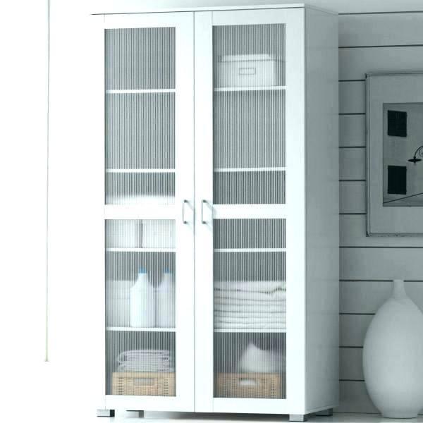 slim storage cabinet for kitchen