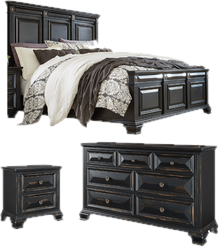 From special buys, including our clearance and outlet center, to Amish made  pieces, our bedroom furniture is for both those on