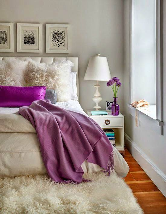 white and cream bedroom ideas