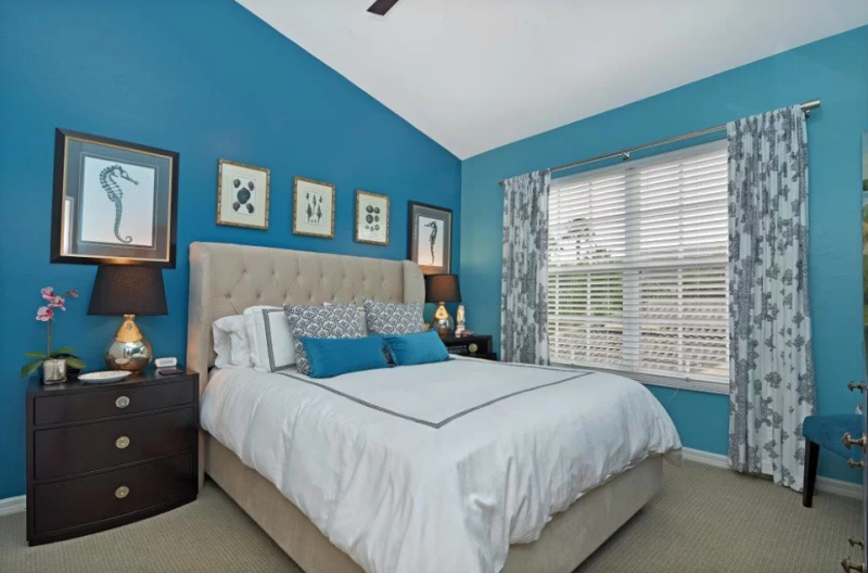 Add small modern touches to a classic bedroom to give the room your own  twist