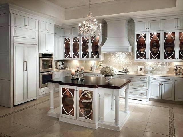 Midnight Blue Kitchen Cabinets Tuxedo Inspiration In Black And White Dark  Wood Cabinet Kraftmaid Full Size