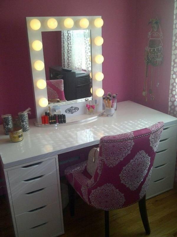 Best Bedroom Vanity Sets With Lighted Mirror Bedroom Design White Desk Vanity  Mirror Hutch Bedroom Vanities