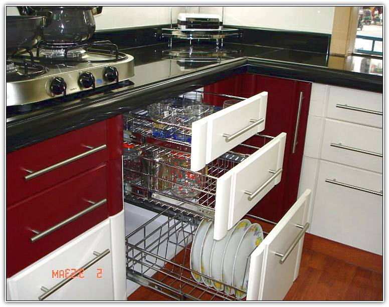 Painted Kitchen Cabinets, DIY and Kitchen Designs In Kenya