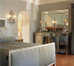 Bedrooms should be for relaxing, and using neutral tones can be the perfect start for a serene design