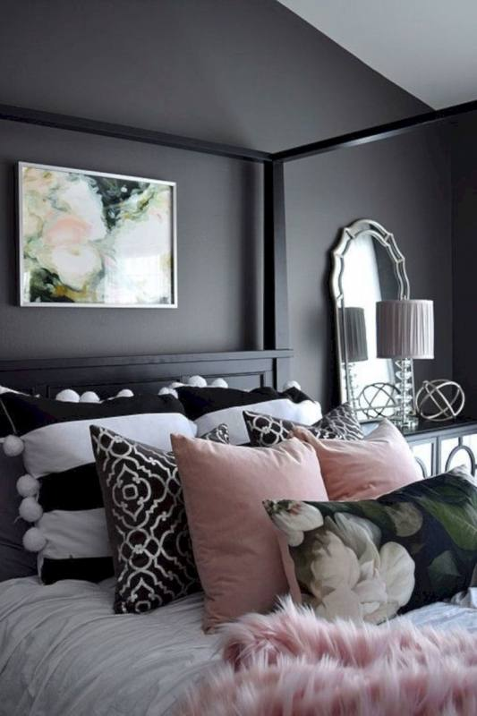 green grey bedroom ideas black and white gray basic not boring