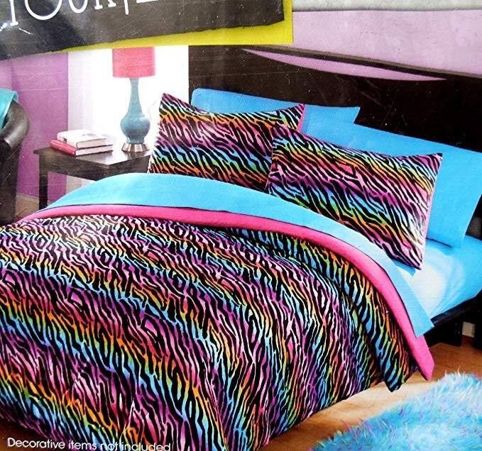 zebra bed set zebra bedding set stripe bed linen home textiles printed  duvet cover queen king