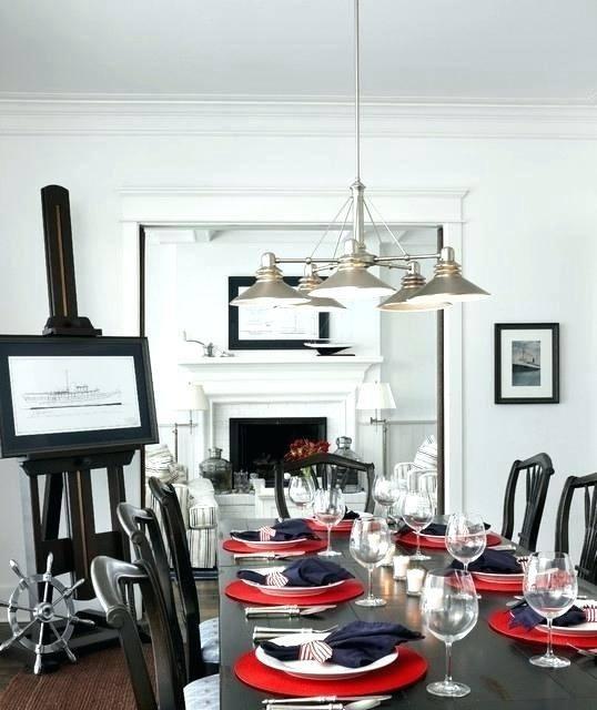 nautical dining room